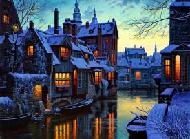 Новый год Амстердам –  Брюссель – Люксембург